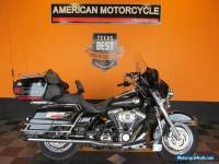 2004 Harley-Davidson Touring Ultra Classic -Rider Backrest -Slashcut Exhaust