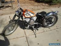 1954 Harley-Davidson KHKR