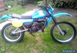 YAMAHA IT 125 G/H  1980 for Sale