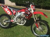 04 Honda CRF450R