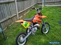 KTM 50cc SX senoir Adventure