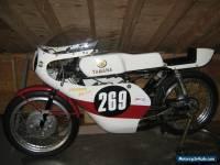1974 Yamaha TA125