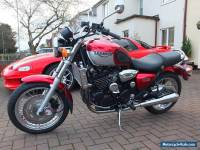 TRIUMPH LEGEND 900 TT - X REG 2001 in EXCELLENT CONDITION 13,000 Miles