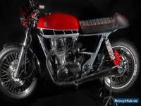 Cafe Racer, Classic, Custom Build