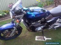 2003 SUZUKI GSX 1400 K3 BLUE