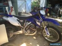 yamaha wr 250f 2009