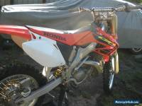 honda cr 250r 2002
