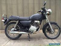 Honda CD 250U motorcycle