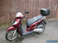 Honda SH125 scooter
