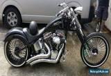 Harley-Davidson Custom Chopper for Sale
