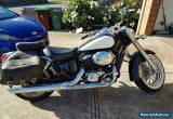 2001 Honda VT400 Motorcycle LAMS Approved for Sale