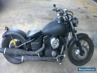 Yamaha XVS 650 Bobber - 2011