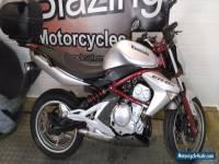 Kawasaki ER 650 er650 tourer motorcycle