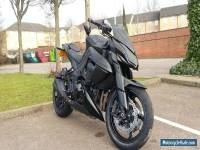 2013 KAWASAKI Z 1000 DDF BLACK ( ZR 1000 , Z1000 ) motorcycle