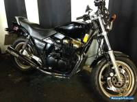 Yamaha radian 600 motorcycle