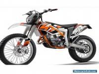 KTM 250cc Free Ride