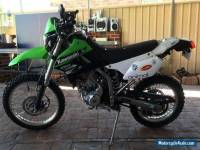 Kawasaki 2013 KLX 250s Road Trail Motorbike Registered