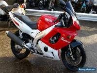 Yamaha YZF 600 thundercat sports tourer motorcycle