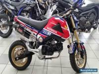 HONDA MSX 125-E BLUE 2015 YOHIMURA 350 MILES CMC MOTORCYCLES