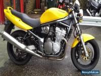 Suzuki GSF600 bandit tourer motorcycle