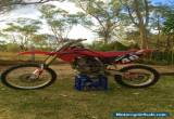 2008 HONDA CRF150R for Sale