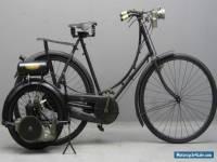 1914 BSA wall auto wheel original condition VERY RARE!