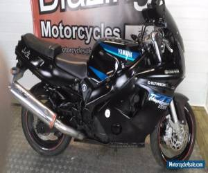Yamaha fzr600 fzr 600 sports bike motorcycle  for Sale