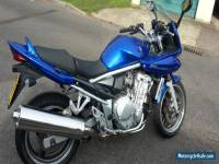 2007 Blue Suzuki GSF 650 SA K7 BANDIT Motorcycle BIKE