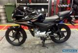 2011 HONDA CBF 125 M-B BLACK for Sale