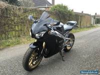 2010 HONDA CBR 1000 RR-A BLACK