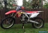 HONDA CRF450R 2013 for Sale