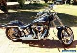 HARLEY DAVIDSON SOFTAIL FXSTC for Sale