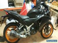2013 Honda CBR250R ABS Road Track or Project bike