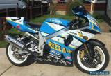 SUZUKI GSX R1000K1  2001  - RIZLA REP PAINT  - for Sale