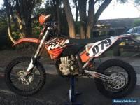 2010 KTM EXC Dirt Bike