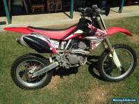 honda CRF 150 R     2007