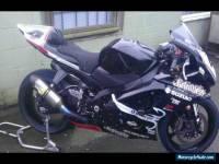 Suzuki GSXR 1000 K8 Track bike ex tas