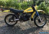Suzuki TS250 1982 for Sale