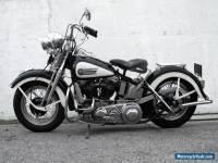 1949 Harley-Davidson Touring