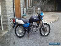 1978 HONDA  CX500 (BLUE)