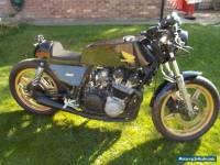 Honda CB 900 Cafe Racer, Custom, Classic
