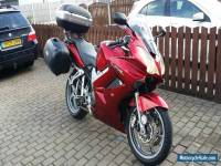 Honda VFR 800 A-6 Motorcycle 2006 Sports Tourer Set of Panniers Top Box ABS
