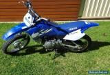 Yamaha TTR 90- 2005 for Sale