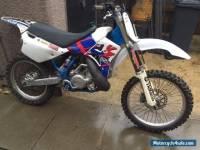 yamaha yz 250 1991 model evo motocross (not cr kx rm ktm)