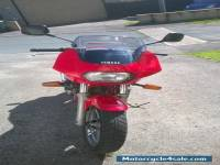 yamaha diversion 600 red