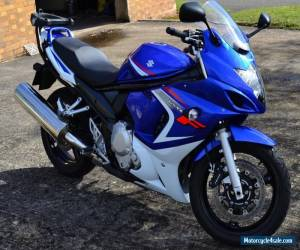 Suzuki GSX650F 1 Owner 5105 miles for Sale