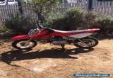 Honda Dirt Bike for Sale