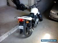 Honda CB125 E Motorbike 2014