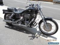 1999 Harley Davidson Dyna Wide Glide