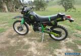 1986 Kawasaki KLR250 Restored!! *Monster Energy Special* for Sale